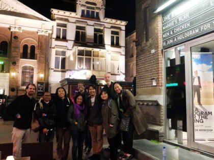 ARKIPEL Mini Festival di Sonsbeek '16: TransAction