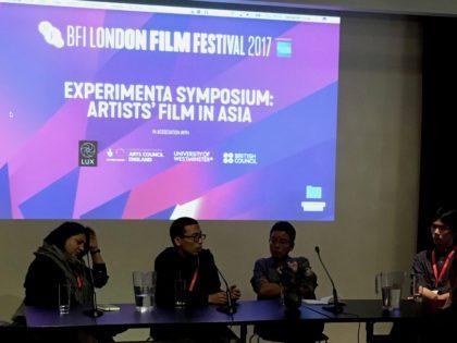 2017 BFI Experimenta Symposium: Artists' Film in Asia
